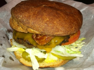 ez's burger