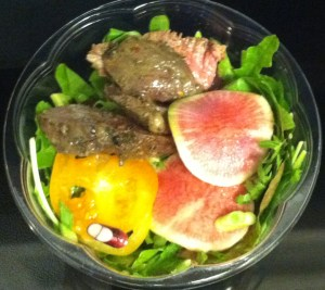 Picnik Protein Salad: Steak