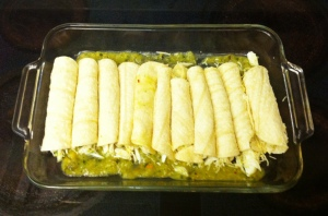 crab enchiladas 1