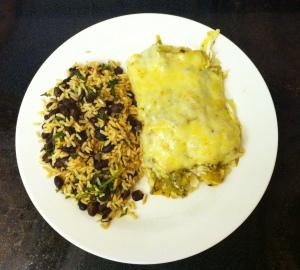Gluten-Free Crab Enchiladas