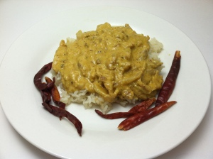 Gluten-Free Peruvian: Aji De Gallina
