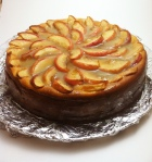 Hard Apple Cider Cheesecake 1