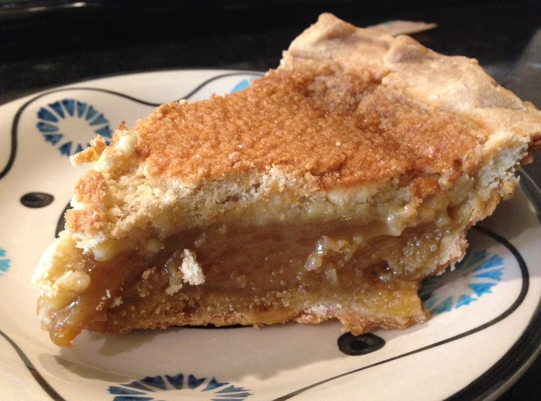 Gluten Free Sweet Tea Pie A New Thanksgiving Tradition