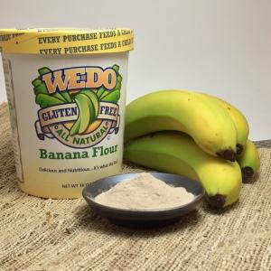 banana flour