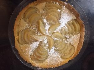pear tart 10