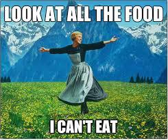 maria gluten-free meme