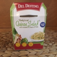 Excellent Find: Del Destino Gluten-Free Quinoa Salad